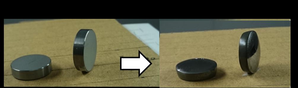円板(アズスライス面)形状・面転写